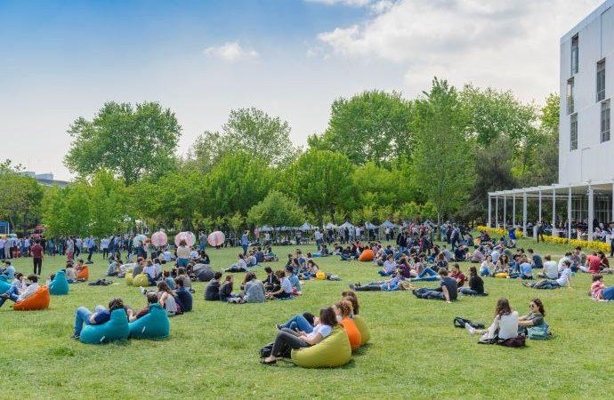 İTÜ dünyanın en yeşil üniversiteleri arasında