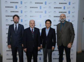 Samsung İnovasyon Kampüsü'nde eğitimler başlıyor