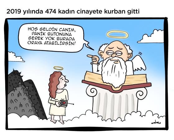 Haftanın Karikatürü – 14 Şubat 2020