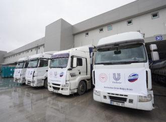 Unilever'den Sağlık Bakanlığı'na 230 tonluk çamaşır suyu bağışı