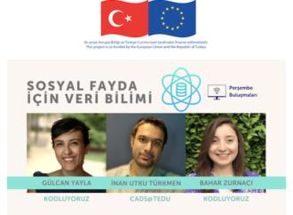 TSGA'dan Sosyal Fayda için Veri Bilimi webinarı