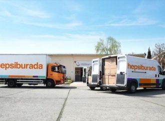Hepsiburada'dan sağlık çalışanlarına malzeme desteği