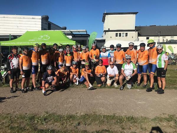 Umuda Pedal ekibi, 19 Mayıs'ta TEGV çocukları için pedallıyor