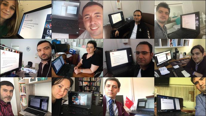 Değerli Öğretmenim projesi Diyarbakır'daki eğitimlerle 51 ile ulaştı