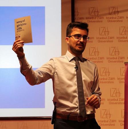 """""""Sosyal girişimcilik faaliyetleri artış göstermeye devam ediyor"""""""