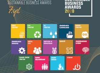 Sürdürülebilir İş Ödülleri için başvurular devam ediyor