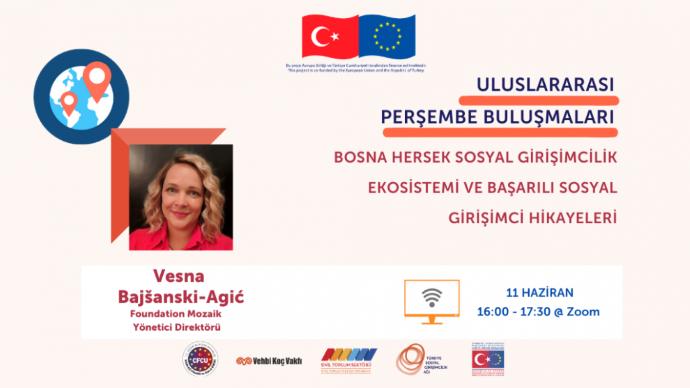 Bosna Hersek'te Sosyal Girişimcilik: Foundation Mozaik