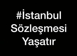 İstanbul Sözleşmesi tartışmalarına STK'lardan tepki