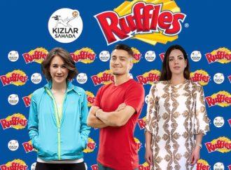 Ruffles kadın futbolunun güçlendirilmesi için çalışıyor