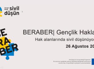 Gençlik hakları BERABER'de konuşuldu