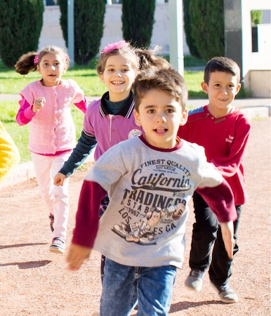 TEGV, 'Eker I Run' koşusunda, çocuklar için koşacak