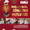 """Eker'e """"Avrupa'nın En İyi Kurumsal Sosyal Sorumluluk Projesi"""" ödülü"""