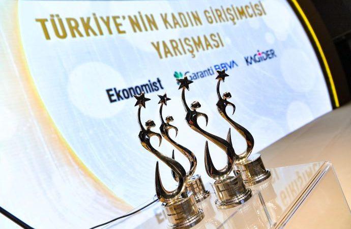 Türkiye'nin Kadın Girişimcisi Yarışması'na başvurular başlıyor