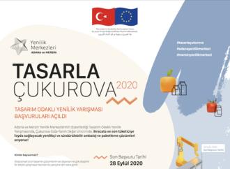 UNDP'den tasarım odaklı yenilik yarışması: Tasarla Çukurova