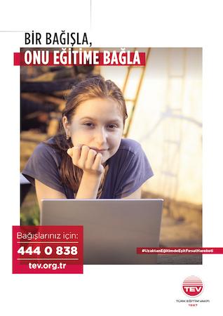 Türk Eğitim Vakfı'ndan Uzaktan Eğitimde Eşit Fırsat Hareketi'