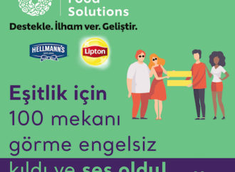 """Unilever'den BlindLook'un """"SesOl"""" hareketine destek"""
