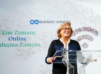 Sabancı Vakfı'ndan girişimlere 28,5 milyon TL'lik destek