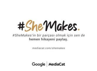 #SheMakes geleceğin lider kadınlarını arıyor