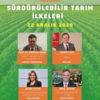 Sürdürülebilir Gıda Platformu webinarları başlıyor