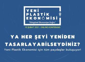 Sürdürülebilirlik Akademisi, Türkiye'de ilk kez ''Yeni Plastik Ekonomisi Konferansı ''düzenliyor