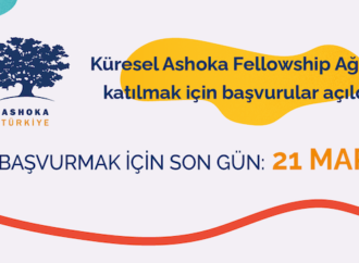 Küresel Ashoka Fellowship Programı 2021 için başvurular başladı